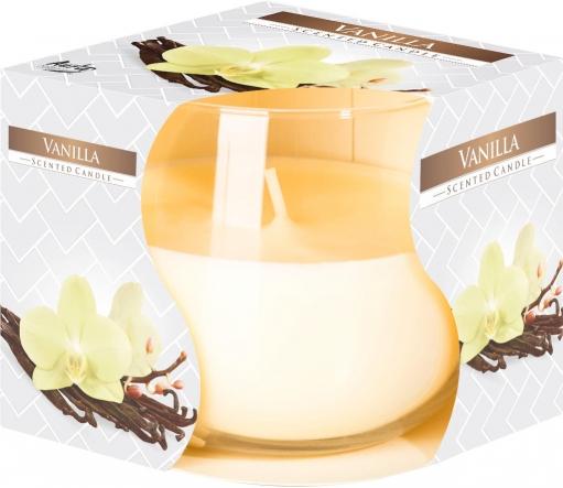 Świeca zapachowa w szkle Wanilia sn71-67