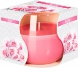 Świeca zapachowa w szkle Róża sn71-78