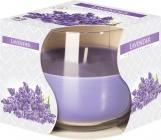 Świeca zapachowa w szkle Lawenda sn71-79