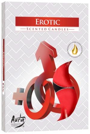 Podgrzewacze zapachowe Erotic p15-39