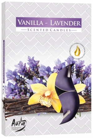 Podgrzewacze zapachowe Wanilia - Lawenda p15-149