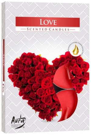 Podgrzewacze zapachowe Love p15-105