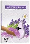 Podgrzewacze zapachowe Lawenda - Sól Morska p15-185