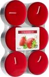 Podgrzewacze zapachowe maxi 6szt. Truskawka p35-6-73