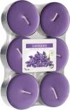 Podgrzewacze zapachowe maxi 6szt. Lawenda p35-6-79