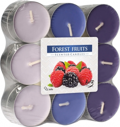 Podgrzewacze zapachowe 18szt. Owoce Leśne p15-18-13