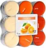 Podgrzewacze zapachowe 18szt. Pomarańcza p15-18-63
