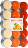 Podgrzewacze zapachowe 30szt. Pomarańcza p15-30-63