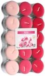 Podgrzewacze zapachowe 30szt. Róża p15-30-78