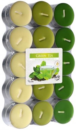 Podgrzewacze zapachowe 30szt. Zielona Herbata p15-30-83