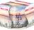 Świeca zapachowa Relaks w szkle z wzorem sn71s-32