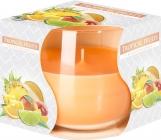 Świeca zapachowa w szkle Tropikalne Owoce sn71-71