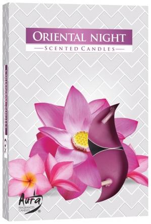 Podgrzewacze zapachowe Orientalna Noc p15-272