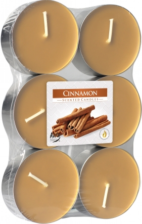 Podgrzewacze zapachowe maxi 6szt. Cynamon p35-6-65