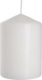 Świeca walec biały sw70/100-090