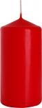 Świeca walec czerwony sw60/120-030