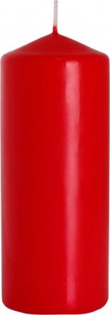 Świeca walec czerwony sw60/150-030