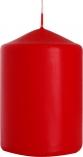 Świeca walec czerwony sw70/100-030