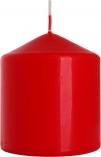 Świeca walec czerwony sw80/90-030