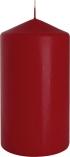 Świeca walec burgund sw80/150-036