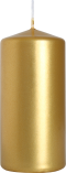 Świeca walec złoty metalik sw50/100-213