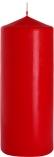 Świeca walec czerwony sw80/200-030