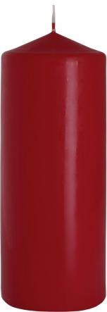 Świeca walec burgund sw80/200-036