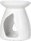 Ceramiczny kominek do wosków KWZ105