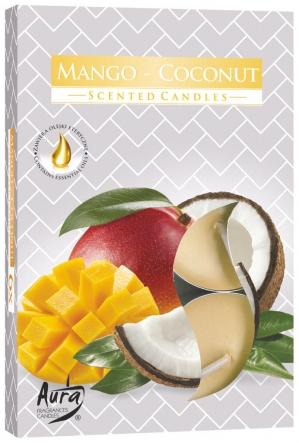 Podgrzewacze zapachowe Mango-Kokos p15-316