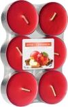 Podgrzewacze zapachowe maxi 6szt. Jabłko - Cynamon p35-6-87