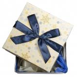 Zestaw świąteczny Basic POD CHOINKĘ -7 elementów, świece zapachowe i podgrzewacze