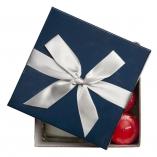 Zestaw walentynkowy Walentynki M2 - 4 elementy, świeca premium  i podgrzewacze zapachowe