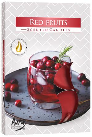 Podgrzewacze zapachowe Czerwone owoce p15-332
