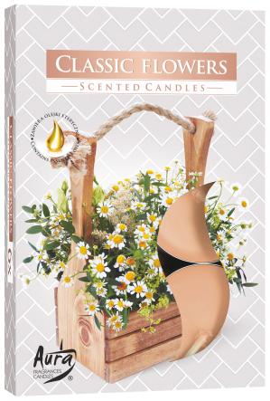 Podgrzewacze zapachowe Klasyczne kwiaty p15-336